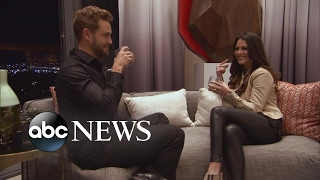 'Bachelor' Sneak Peek: Andi returns to Nick's life