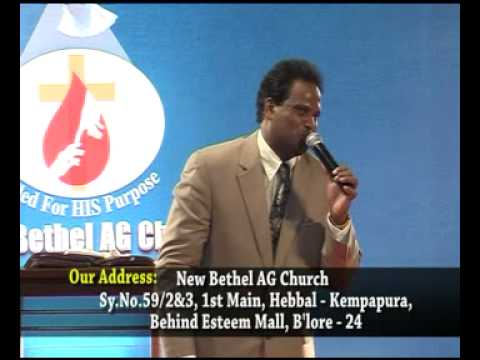 Seasons of God - Kannada Sermon (Pastor Mani Ravi)