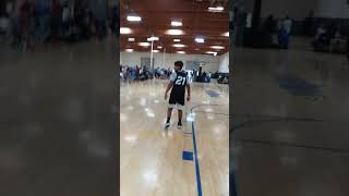 Jr. Splash Playing in the Cali ELITE travel ball tournament this weekend