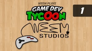 Game Dev Tycoon Let's Play, Episode 1