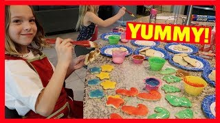 How to Decorate Sugar Cookies !!!