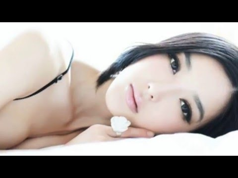 China Top Model Li Ying Zhi White Lingerie Stockings 李颖芝