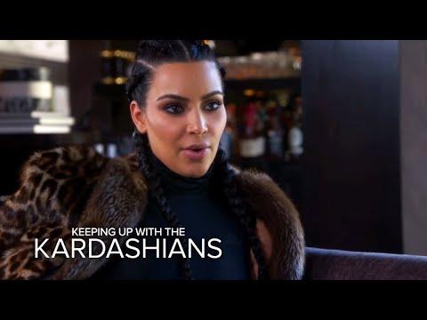 KUWTK | Rob Kardashian Forces Kim K. to Talk to Blac Chyna? | E!