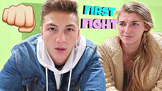 Our First Fight Caught On Camera Vlogmas Day 1