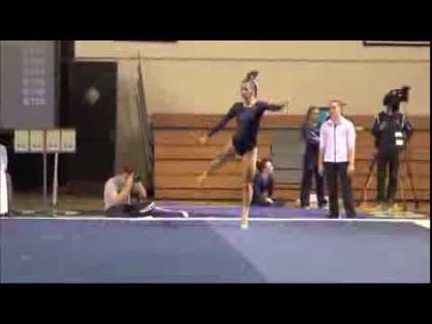 Yale Gymnastics vs. New Hampshire 2-8-14