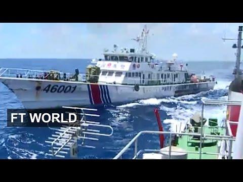 Maritime disputes threaten South China Sea security