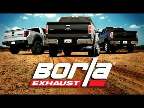 BORLA Exhaust F150 Raptor. 5.0L & EcoBoost Shootout!