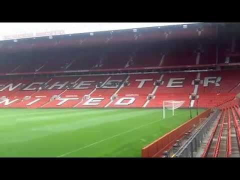 Old Trafford Cruise & Tour Video