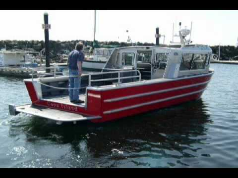 Features of eaglecraft aluminum boats youtube for Offshore fishing boat manufacturers