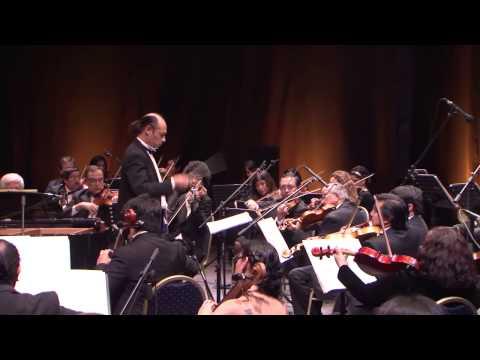 4to Concierto Orquesta Sinfonica Antofagasta 2014