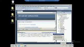 Microsoft Azure Cloud for developers session1 part 1 create Web Role