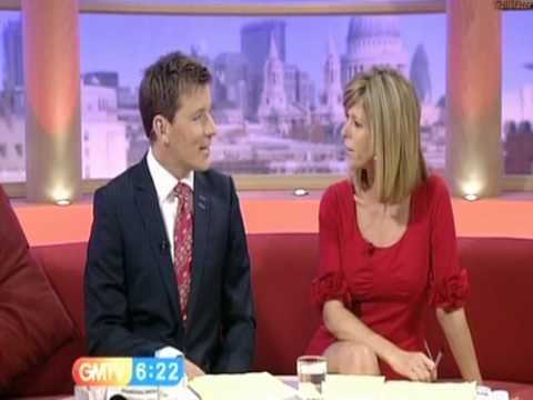 Kate Garraway 190710 Video