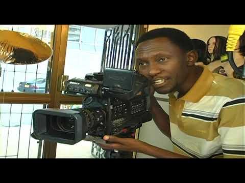 Mkasi Behind the Scene