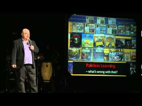 Games Are Serious Fun: Mark Rein-Hagen at TEDxTbilisi