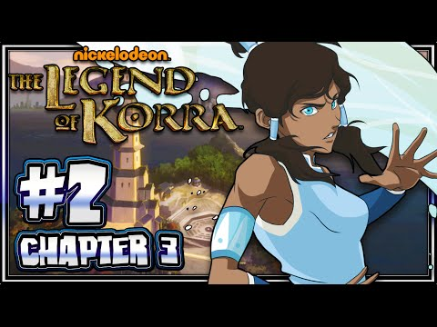 The Legend of Korra Video Game PC - (1440p) Part 2 - Chapter 3
