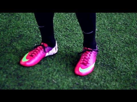 Nike Mercurial Vapor IX 9 SG Unboxing by f247