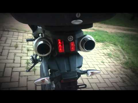 Escape Esportivo Tenere 660 - Carbono MIVV Exhaust