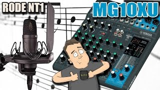 Best USB audio mixer board on a budget - Live Stream, Podcast, etc