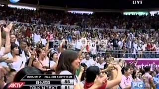 Game 7: PBA FINALS TNT VS BMEG | Overtime Period | Awarding 1/2