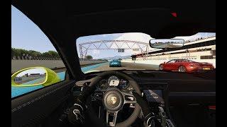 Onboard Porsche 911 GT2 RS '18 vs Ferrari 812 Superfast vs McLaren 720S at Circuit Paul Ricard