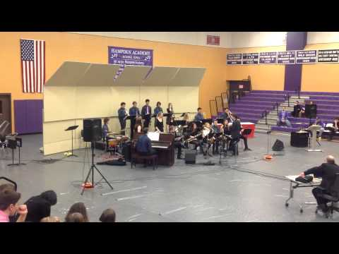Fryeburg Academy Big Band 2014