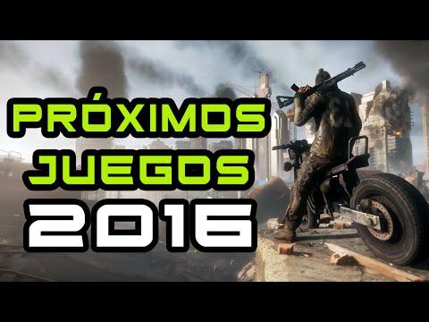 PRÓXIMOS JUEGOS 2016 | MAYO-AGOSTO (PS4/PS3/XBOX ONE/XBOX 360/PC)