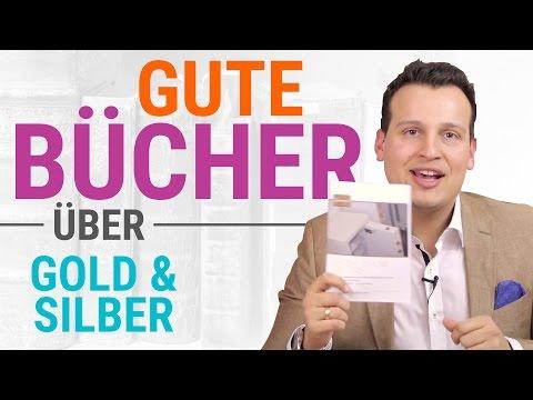 Gute Bücher über Silber & Gold: 4 Goldreporter Fachbücher