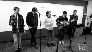 "Little Green Cars ""My Love Took Me Down To The River To Silence Me"" - Pandora Whiteboard Sessions"