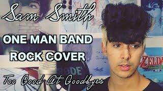 download lagu Sam Smith  Too Good At Goodbyes  Rock gratis