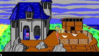 Let's Play: Kings Quest 3 Part 5 (with Lucahjin)