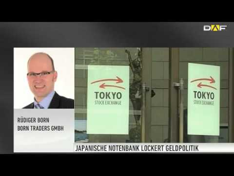 Börsenexperte Born: Japans Geldpolitik - Bleibt der Nikkei im Ausnahmezustand?