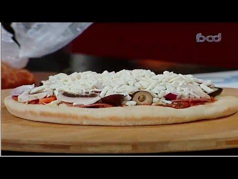 كل ما يخص البيتزا  | حلقه كاملة #ساره_عبدالسلام
