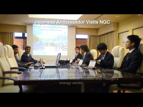 Japanese ambassador visits NGC