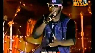 COMMANDANT KONE ZABRA - DJ ARAFAT CONCERT - DJ Arafat enflamme Dakar