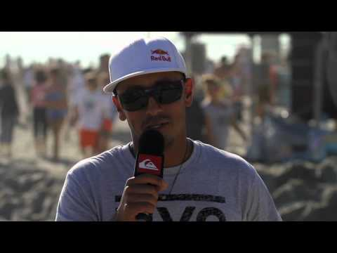 Ramon Navarro - Quiksilver Pro New York