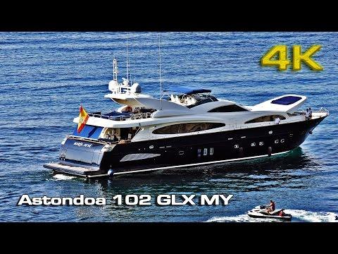 Astondoa 102 GLX Motor Yacht al Altea
