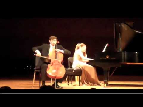 Werner Chamber Quartet Performs Suite Italienne by Igor Stravinsky