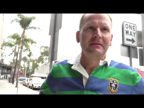 Former Gay Porn Star Returns To West Hollywood: Santa Monica Blvd Of Broken Dreams video