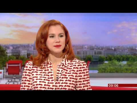 Katy B Interview Bbc Breakfast 2014 video