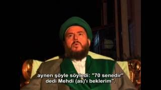 Şeyh Ahmet Yasin  Hz. Mehdi (as)
