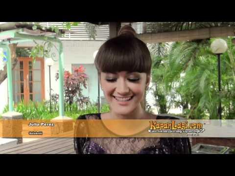 Dianggap Bintang Film Porno, Julia Perez Berang video