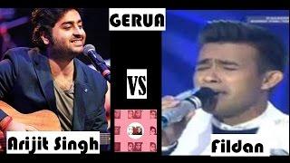 Fildan Rahayu - Gerua Cover/Performance Reaction