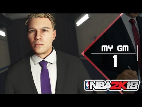 [MyGM]: EIN NEUES KAPITEL - NBA 2K18 [001] - Lets Play | Maxx | Deutsch