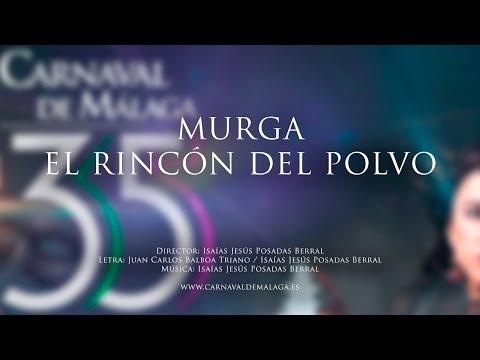 """Carnaval de Málaga 2015 - Murga """"El rincón del polvo"""" Semifinales"""