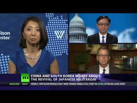 CrossTalk: Japan up in arms