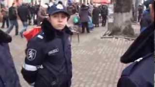"""Poliția păzește """"mafia ghioceilor"""", să nu o deranjeze nimeni"""