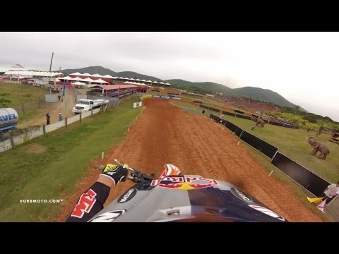 MXGP Brazil GoPro: Glenn Coldenhoff - vurbmoto