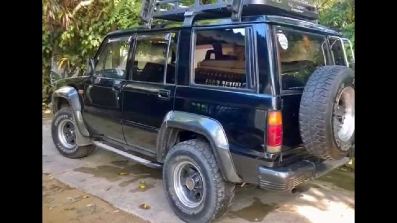 Intercooler Jeep For Sale Isuzu Bighorn Jeep For Sale in