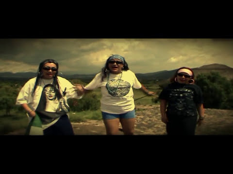 REYNAS AZTECAS (VIDEO OFICIAL)