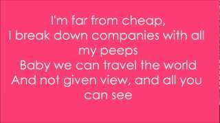 Feel this moment - Pitbull ft. Christina Aguilera (Lyrics on screen)
